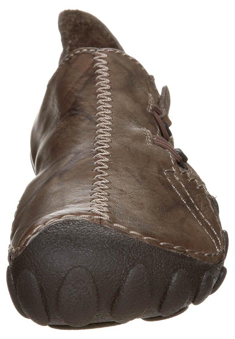 Homme MAMO - Mocassins - dark brown