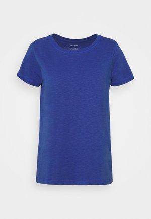 FAIRTRADE ORGANIC TEE - Jednoduché triko - azure blue