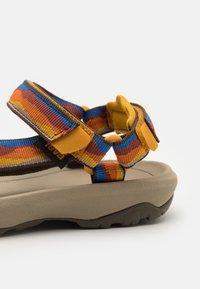 Teva - HURRICANE XLT 2 UNISEX - Walking sandals - vista sunset - 5