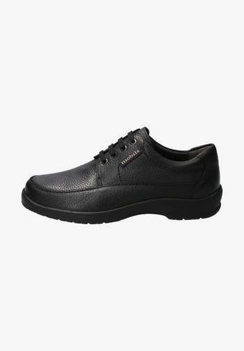 SCHUHE EZARD - Casual lace-ups - black