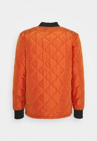 Caterpillar - ICONIC JACKET - Light jacket - dark orange - 1