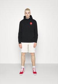 Edwin - JAPANESE SUN HOODIE UNISEX - Sweatshirt - black - 4