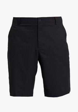 FLEX SHORT ESSENTIAL - Sportovní kraťasy - black