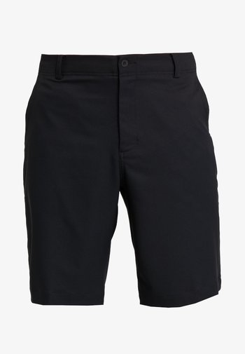 FLEX SHORT ESSENTIAL - Pantalón corto de deporte - black