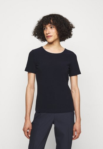 DOANA - Basic T-shirt - open blue