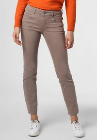MAC Jeans - Trousers - kitt - 0