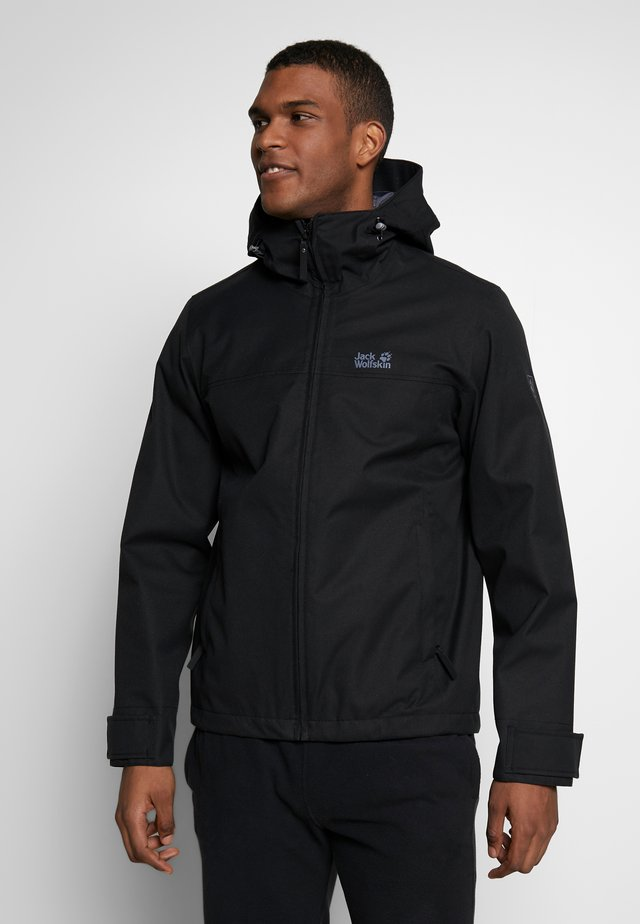 CALEDON JACKET - Outdoorjacka - black
