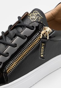SIKSILK - LEGACY - Trainers - black - 5