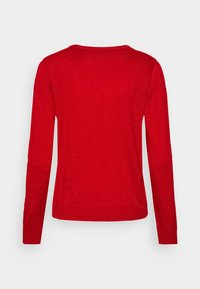 ONLY - ONLXMAS RUDOLF - Jumper - racing red - 6