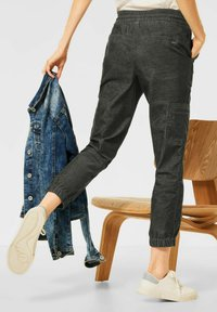 Cecil - LOOSE FIT  - Trousers - grün - 2