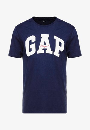 ORIG ARCH  - Camiseta estampada - tapestry navy