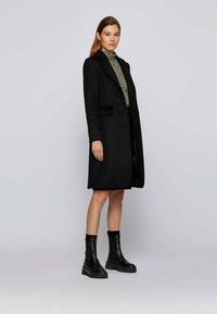 BOSS - CURIA - Manteau classique - black - 5