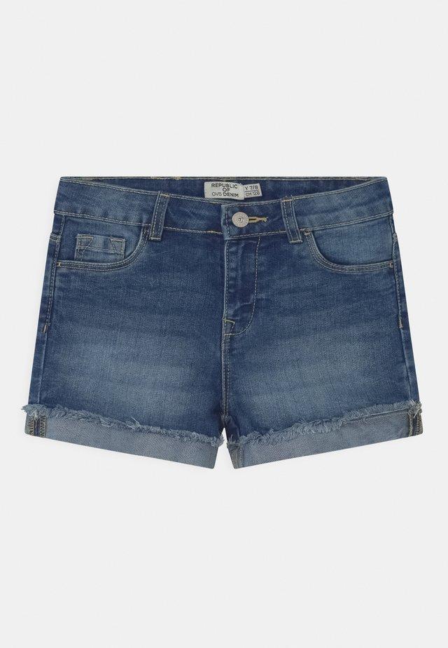 Shorts di jeans - federal blue