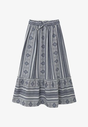 OCIE - Maxi skirt - dark blue