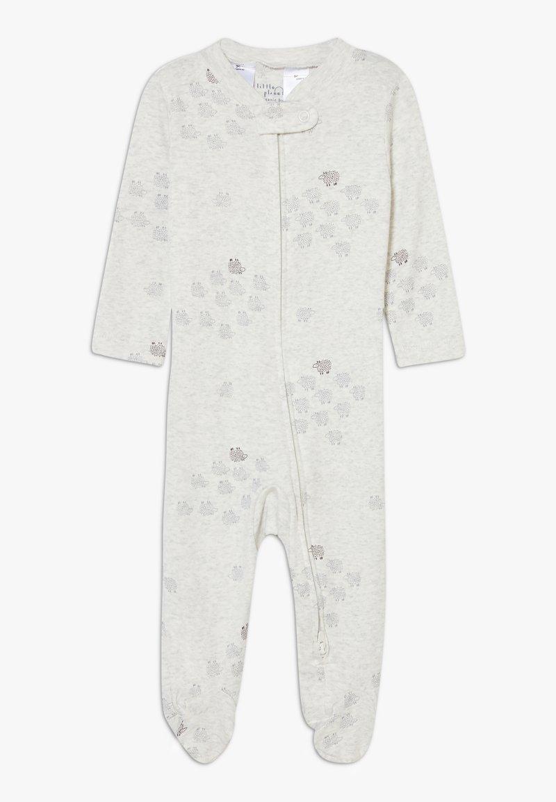 Carter's - NEUTRAL ZGREEN BABY - Pyžamo - grey