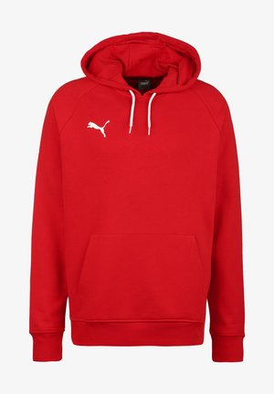BBALL BLANK HOODIE - Sweat à capuche - high risk red