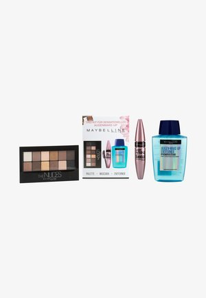 MAYBELLINE TRIO BESTSELLER COFFRET - Make-upset - -