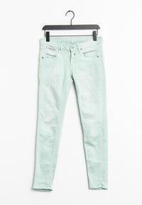 Herrlicher - Slim fit jeans - light green - 0