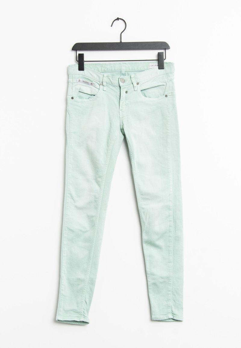 Herrlicher - Slim fit jeans - light green