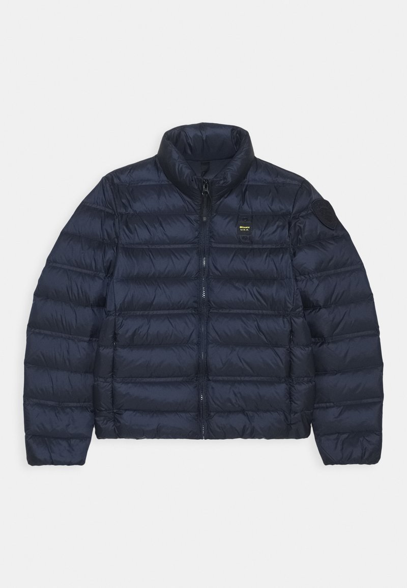 Blauer - GIUBBINI CORTI - Down jacket - dark blue