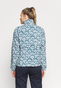 The North Face - PRINTED CLASS WINDBREAKER - Training jacket - blue/grey - 2