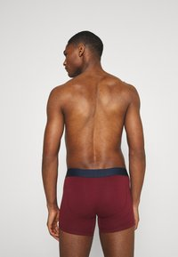 Hollister Co. - CORE SOLID 3 PACK - Pants - burg - 1