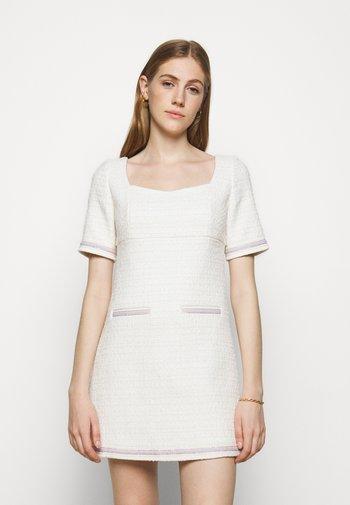 RANESSA - Day dress - ecru