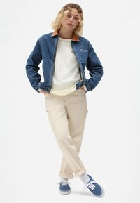 Dickies - HALMA  - Denim jacket - classic blue - 1