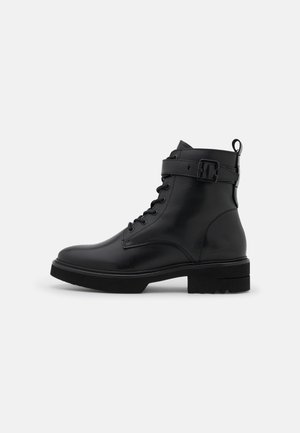 KATHY - Lace-up ankle boots - black