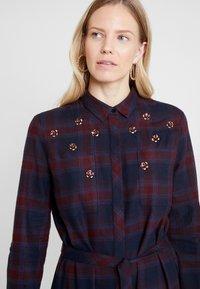 s.Oliver - Shirt dress - navy - 4