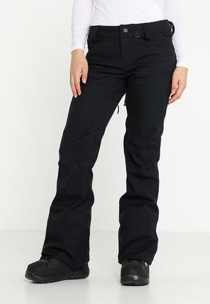 SPECIES STRETCH PANT - Ski- & snowboardbukser - black