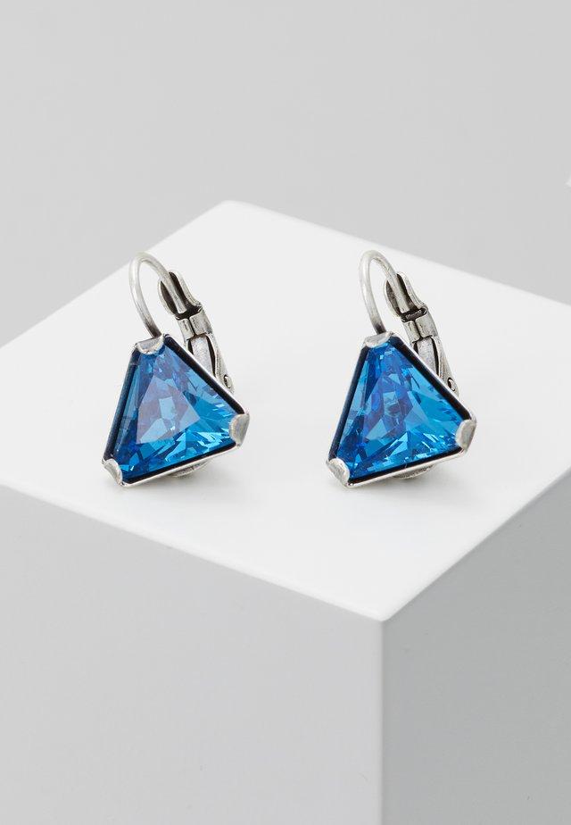 MIX THE ROCKS - Boucles d'oreilles - blue