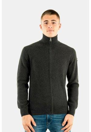 PLKERN - Sweater met rits - gris