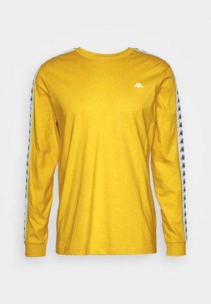 HAIMO LONGSLEEVE - Långärmad tröja - ceylon yellow