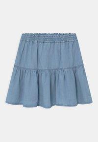 Name it - NKFBECKY - Denim skirt - light blue denim - 1