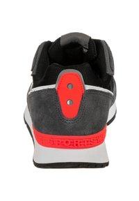 Nike Sportswear - VENTURE - Trainers - black/iron grey/flash crimson - 3