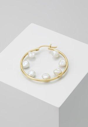 BAROQUE HOOP  - Earrings - gold-coloured