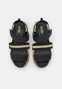 Liu Jo Jeans - MAXI - Sandały na platformie - gold - 5