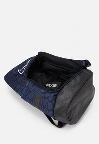 Nike Performance - HOOPS ELITE PRO - Rucksack - midnight navy/black/white - 2
