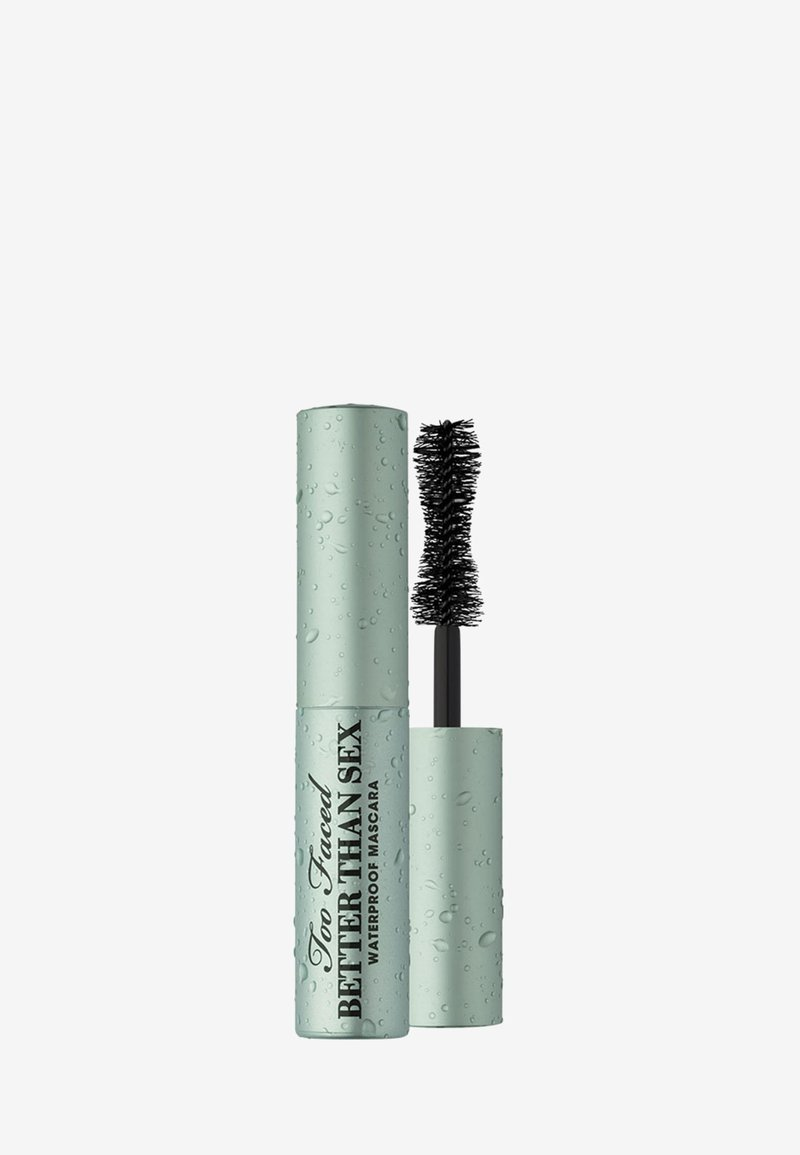 Too Faced - TRAVEL SIZE BETTER THAN SEX WATERPROOF - Mascara - black