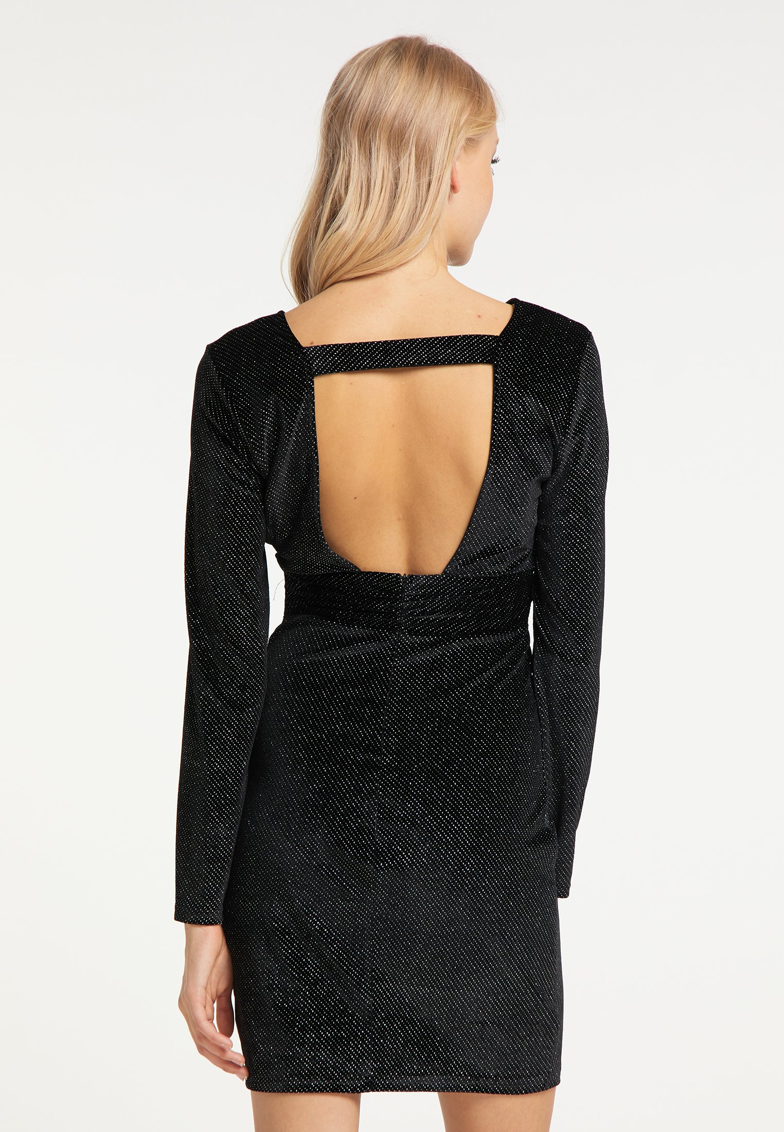 myMo at night Cocktailkleid/festliches Kleid schwarz