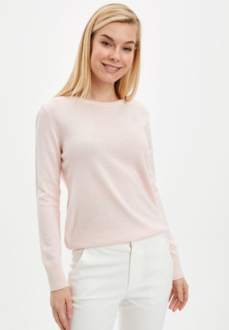 DeFacto - Trui - pink