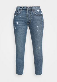 BILLY HIGH RISE - Jeans Skinny Fit - city lights
