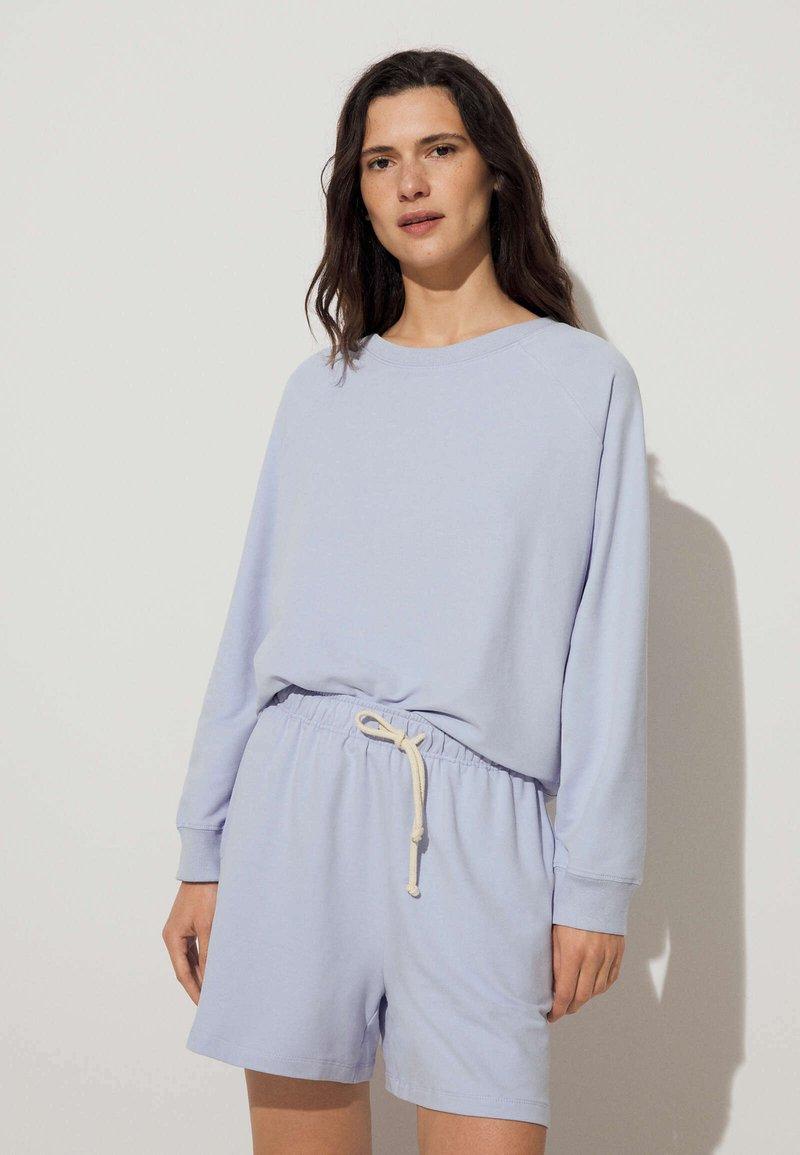 OYSHO - Sweatshirt - blue