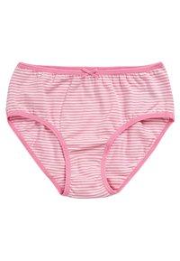Next - 10 PACK - Briefs - pink - 4
