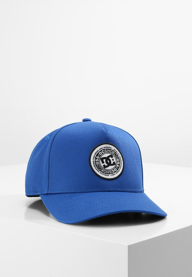 DC SHOES™ REYNOTTS - SNAPBACK-KAPPE FÜR MÄNNER ADYHA03903 - Cap - nautical blue