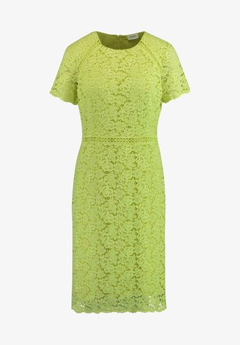 Cocktail dress / Party dress - lime