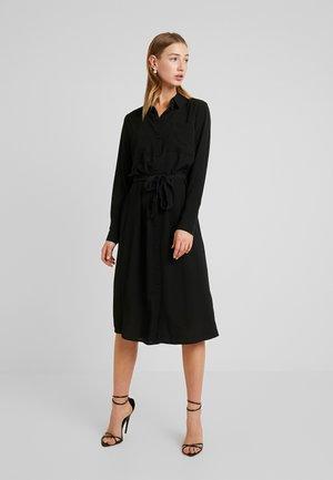 JDYPINTO MIDI DRESS - Shirt dress - black
