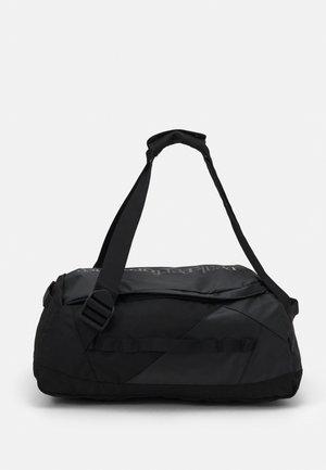 VERTICAL DUFFLE 50L UNISEX - Sports bag - black/black