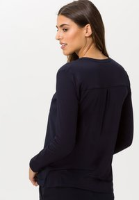 BRAX - STYLE CLARISSA - Long sleeved top - navy - 2